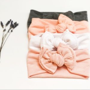 baby headwraps toddler baby bows